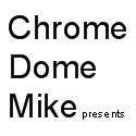 Chrome Dome Mike Kimbro logo