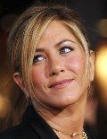 Jennifer Aniston photo in a more natural pose, caught while she was looking to her right.