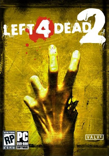 Cover art from the video game Left 4 Dead 2.