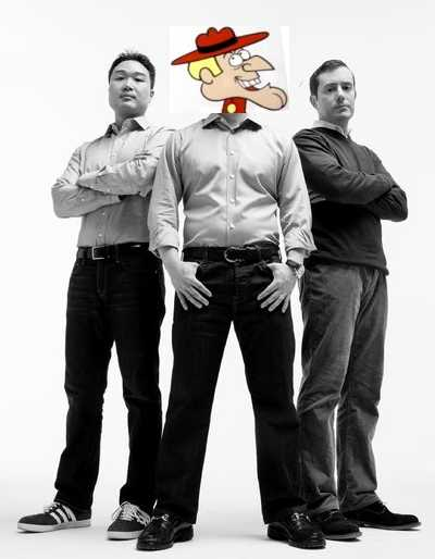 The Royal Bank of Canada technical team which uncovered a way to cancel the advantages of the high frequency traders.  The Dudley Do-right clip is on Brad Katsuyama, now president of The IEX Group.