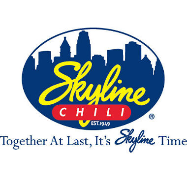 Skyline Chili Restaurant logo with white background