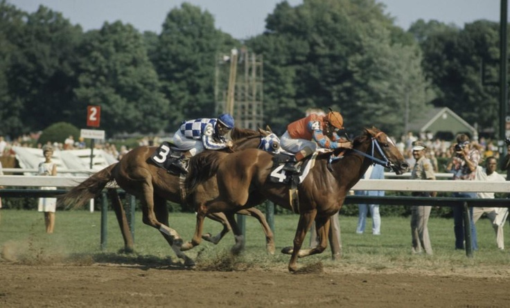 The winning horse that day was wearing the orange silks of Florida's Hobeau Farm, which was owned by Jack Dreyfus, and featured hall of fame horse trainer Allen Jerkens.