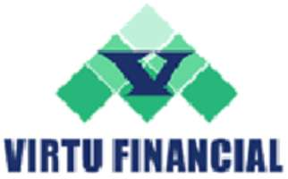 Corporate logo of Virtu Financial.